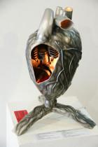 Скульптура «Сердечная вечность»