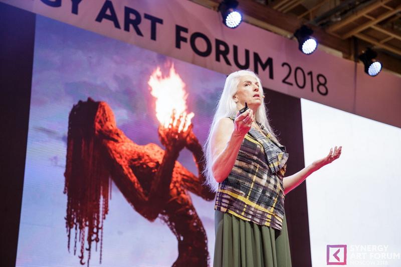"""Weld Queen at the """"Synergy Art Forum"""" – WeldQueen"""